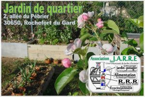 Jardin aromatique de quartier - Association la Jarre - 27-03-2017