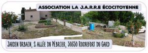 Jardin Urbain 02 juin 2017 - association la jarre