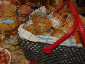 Kajo de bocaux lactofermentés - DZprod Jardin