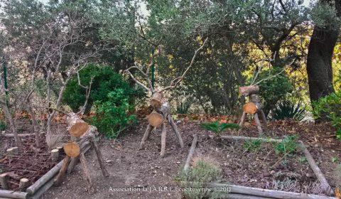 La collection automne-hiver de cerfs de Noël par IsabelleA - 01 - association la JARRE Écocitoyenne - 08112017