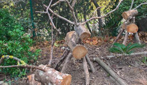 La collection automne-hiver de cerfs de Noël par IsabelleA - 03 - association la JARRE Écocitoyenne - 08112017