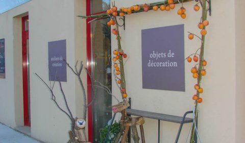 Renne pour le Fleuriste - les jardins d'orphée