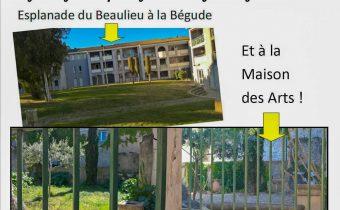 2 projets de jardins partagés à Rochefort du Gard en 2018 - Conseil Municipal des Jeunes élus