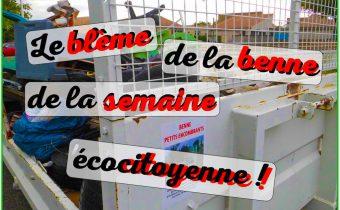 benne semaine écocitoyenne - 28 au 02 juin 2018 - Rochefort du Gard