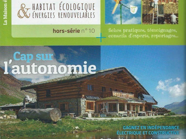 La revue écologique - premiere couverture hors série n10