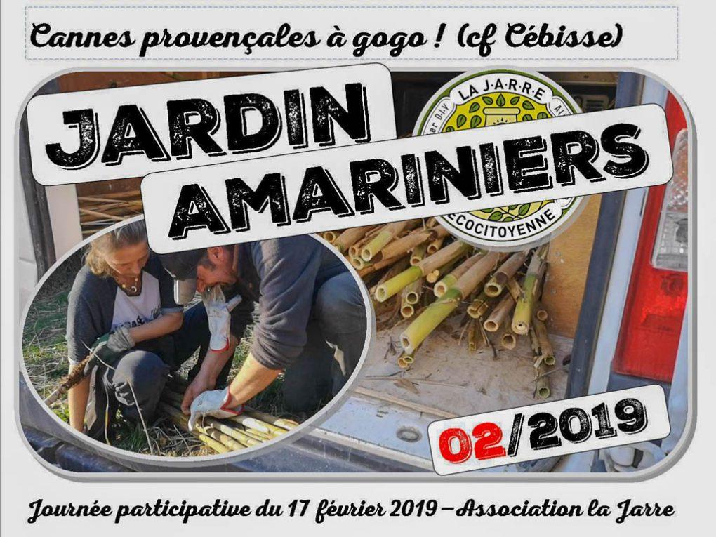Cannes provençale à gogo - association la jarre - 17-02-2019