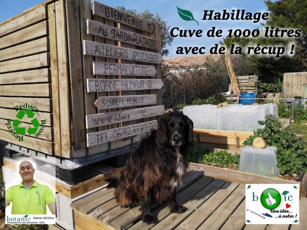 Habillage-cuve-1000-litres-avec-Récup-botanic®_AVI_-association-la-JARRE-Écocitoyenne