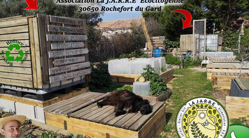 Habillage-des-2-cuves-à-eaux-jardin-urbain-Pébrier-Association-la-jarre-30650-rochefort-du-Gard