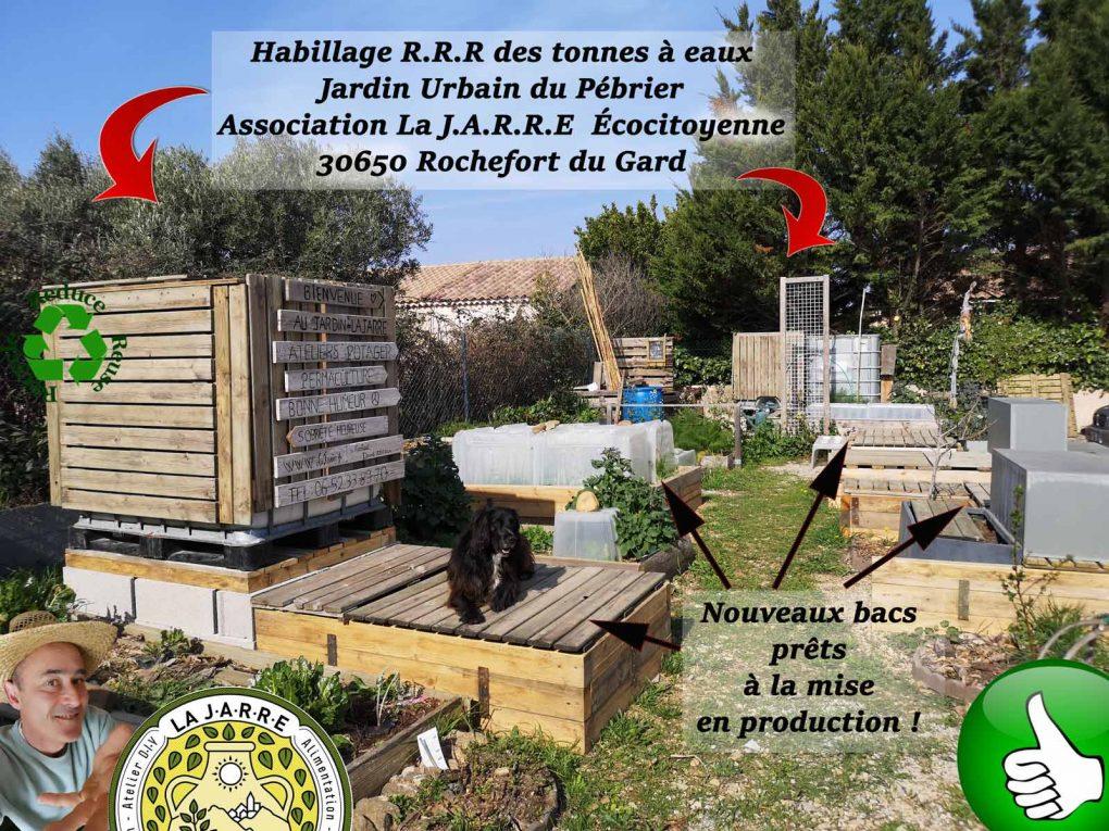 Habillage-des-2-cuves-et-création-nouveaux-bacs-_Jardin-urbain-Pébrier-Association-la-jarre-30650-rochefort-du-Gard