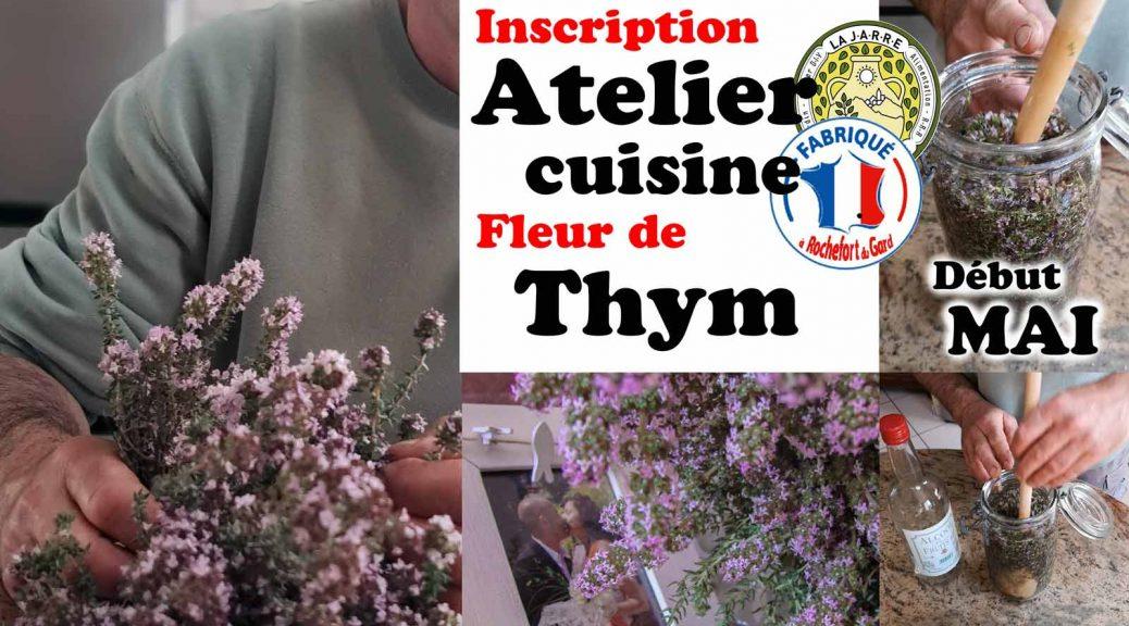 Atelier-cuisine-fleur-de-Thym---farigoule_-asso-la-Jarre_Rochefort-du-Gard