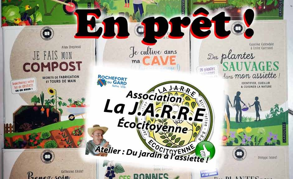 Livrets---petit-carnet-jardin---larousse---prêt-associatif---la-jarre-ecocitoyenne